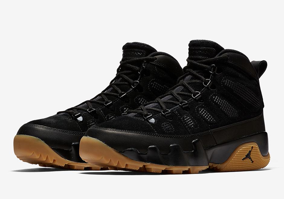 air jordan 9 boots nrg solar