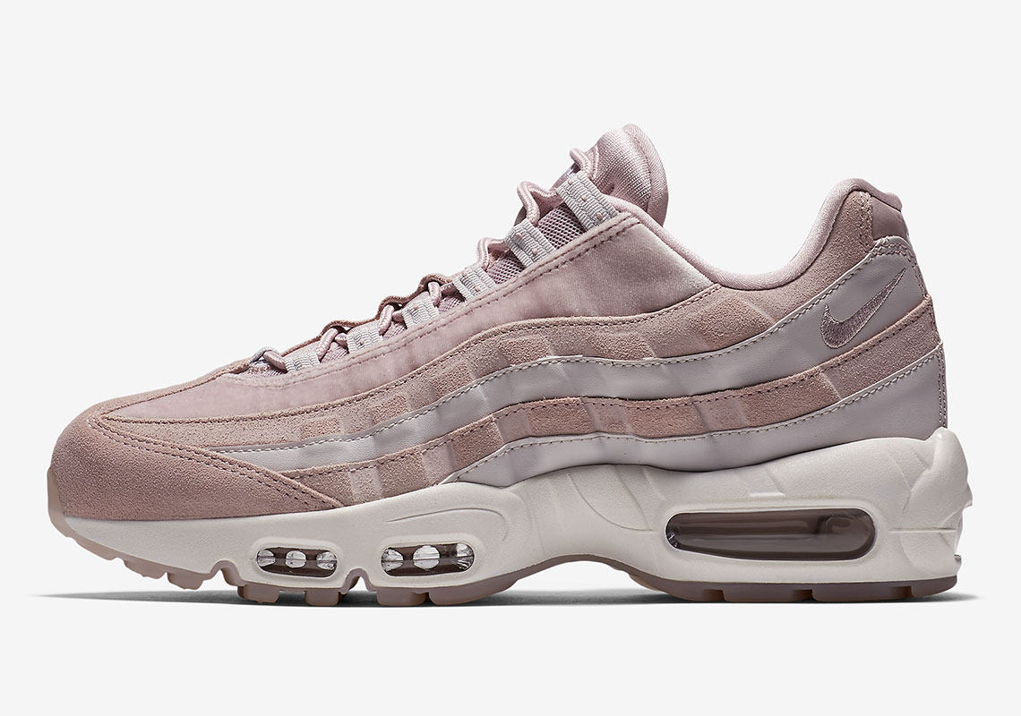 "Nike Air Max 95 Deluxe ""Particle Rose"" Coming Soon"