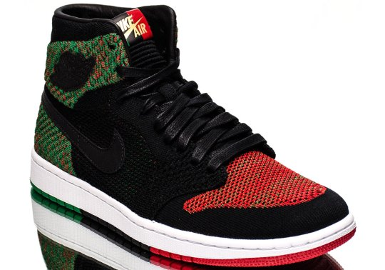 """Air Jordan 1 Retro High Flyknit """"BHM"""" Is Available Early"""