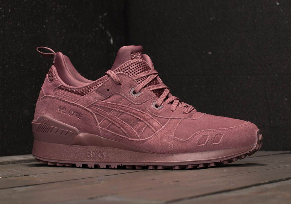 The ASICS GEL-Lyte MT Gets A Tonal Rose Taupe Upper