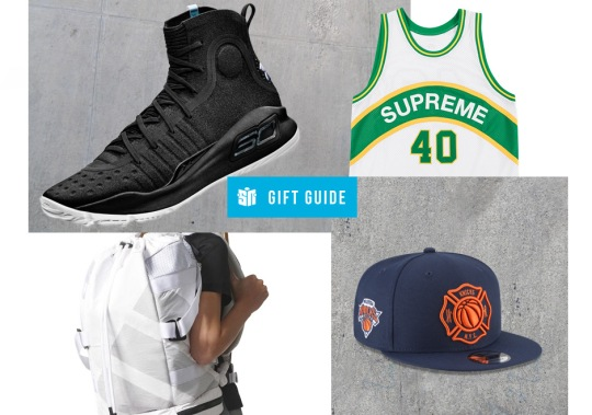 Here's What To Cop Your Basketball Crazed Friends This Holiday Season
