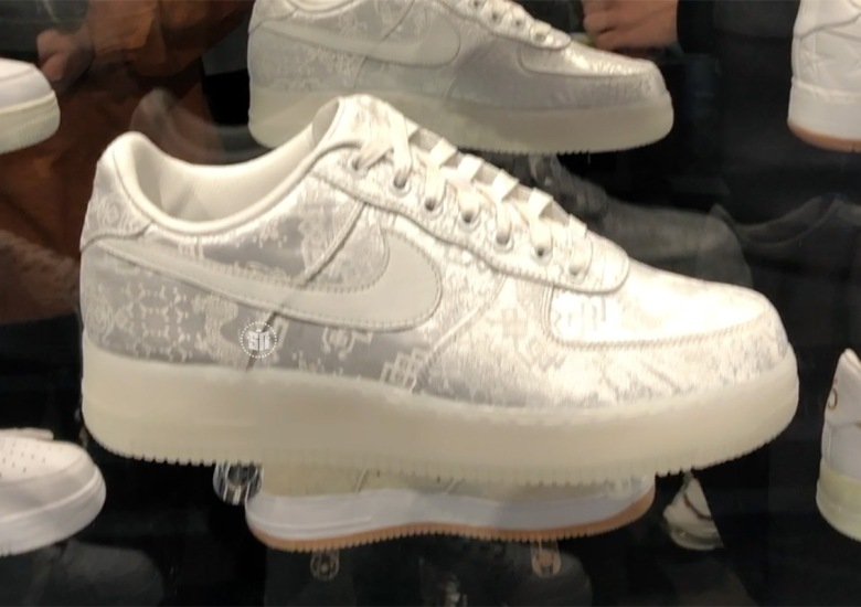 5e0d80fc44c CLOT And Nike To Bring Back Air Force 1 1WORLD In White