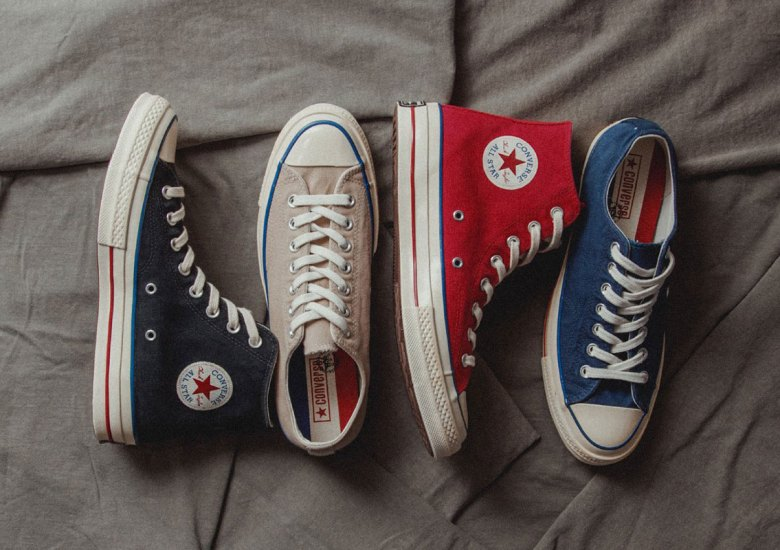 7093a232778d Converse Chuck Taylor All-Star 70s Vintage Collection Available Now ...