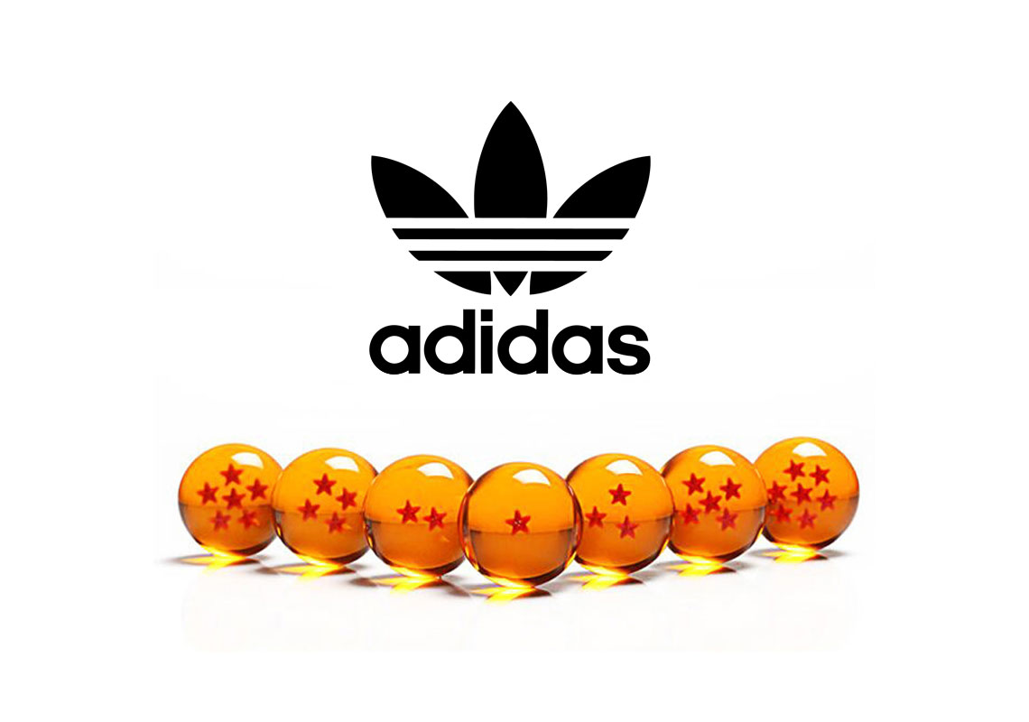 dragon ball adidas collab