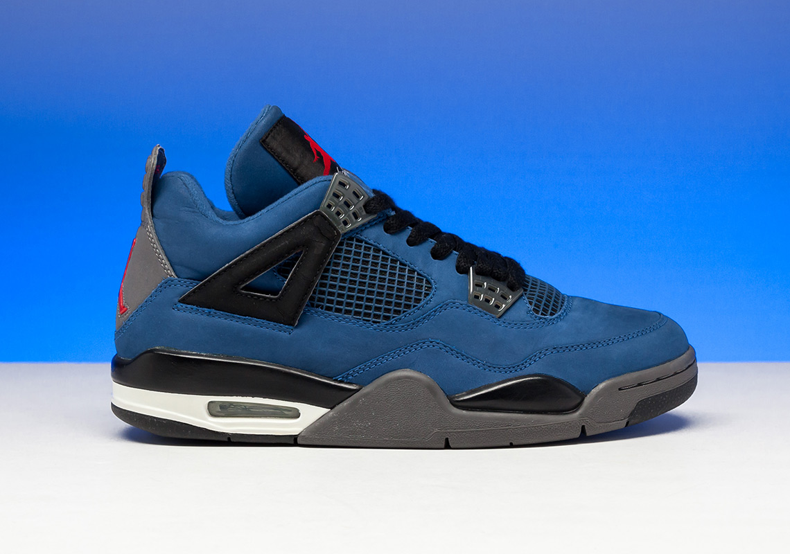 Eminem's Air Jordan 4 release of 2005 is considered to be one of the  greatest collaborations in the history of sneakers. This special blue, red,  ...