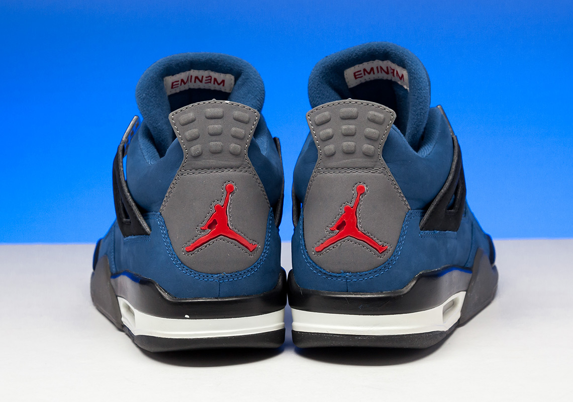 ... Carhartt X Nike Air Jordan Iv 4 Retro Eminem Pe Promo Sample Sz. 8 Shady  ... 38977607d