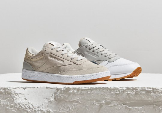 Extra Butter And Reebok Classics Create Exclusive Collection For Urban Outfitters