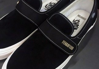 Jerry Lorenzo Reveals New Black Colorway Of His Fear Of God x Vans Slip-On 147