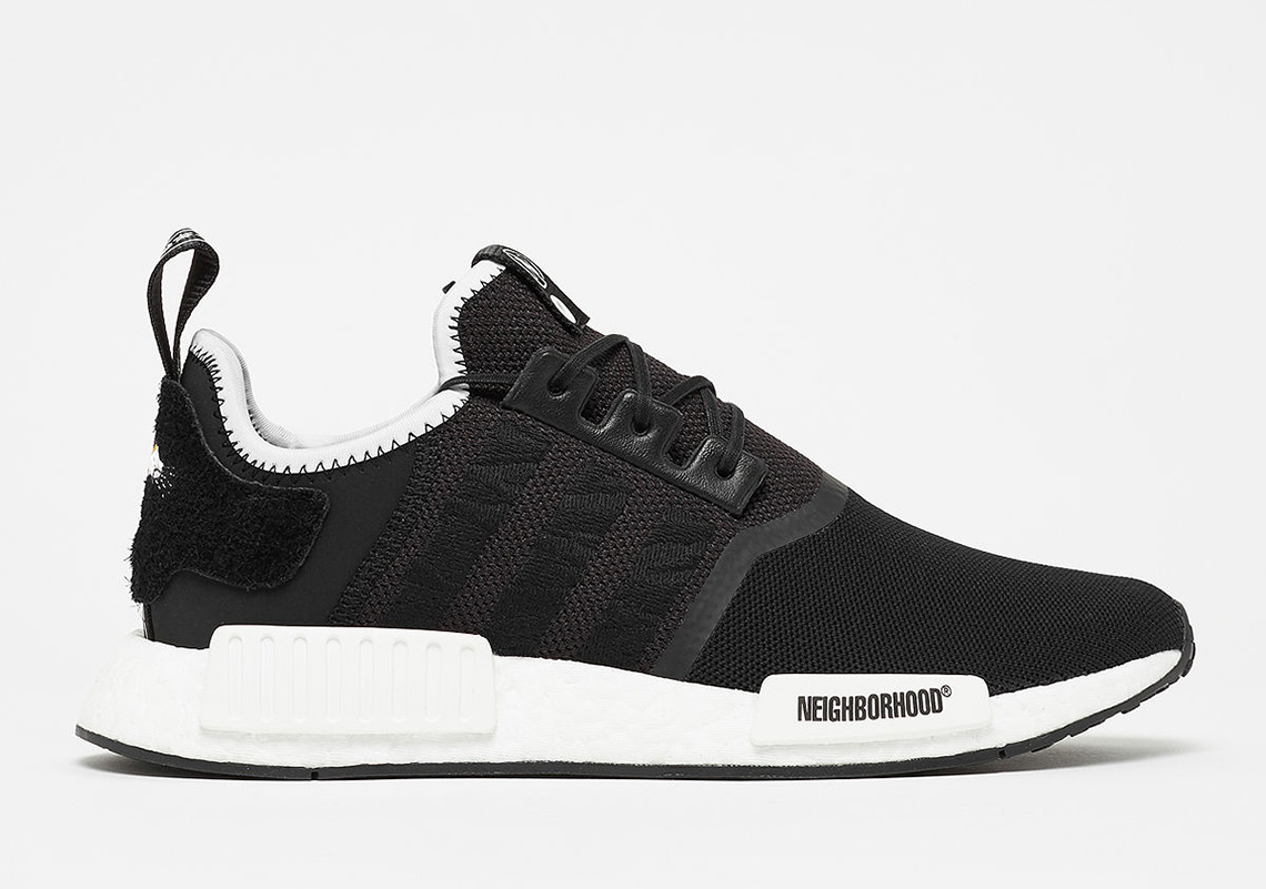 sports shoes cba0d 29917 Invincible x Neighborhood x adidas NMD R1 Release Info ...