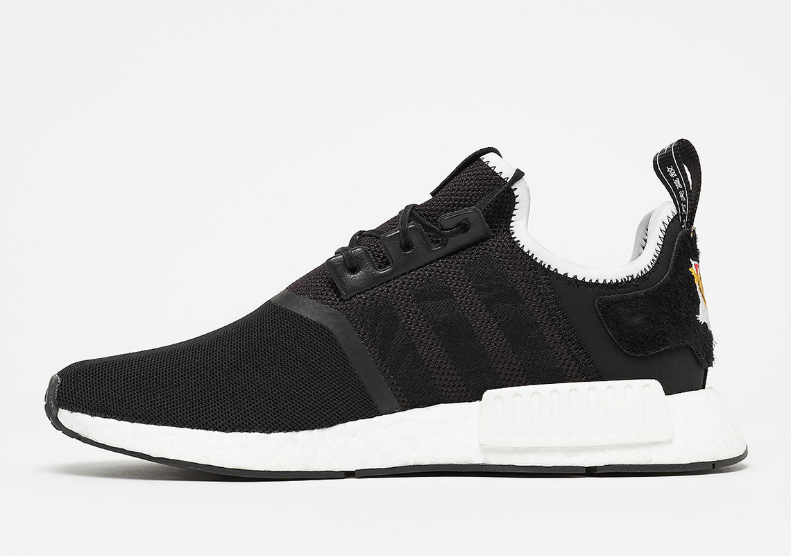 0e0a29c8481db Invincible x Neighborhood x adidas NMD R1 Release Info