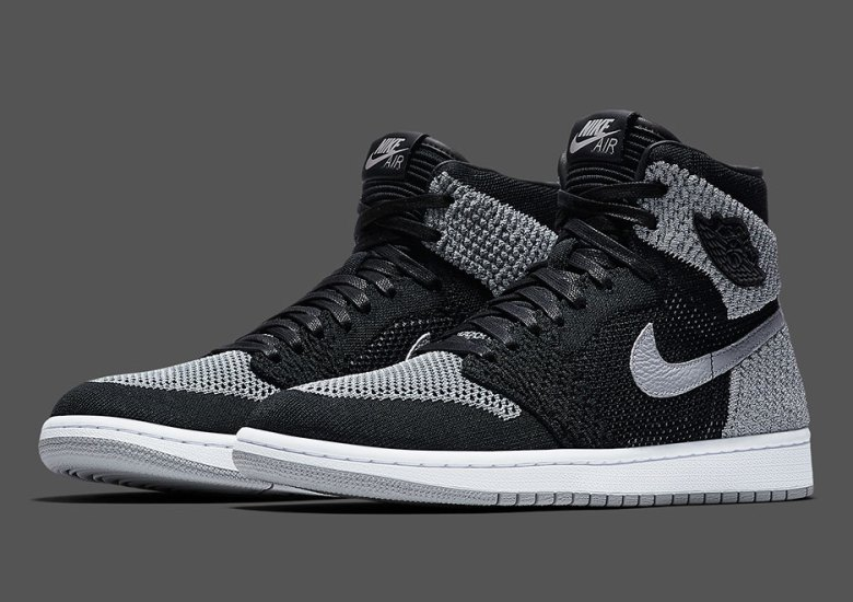 "ac340f4a1e599 Air Jordan 1 Retro High Flyknit Releasing In ""Shadow"" Colorway"