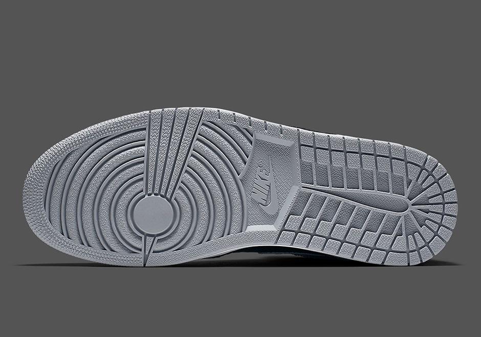 cb0565504507 Air Jordan 1 Flyknit Shadow Grey 919704-003