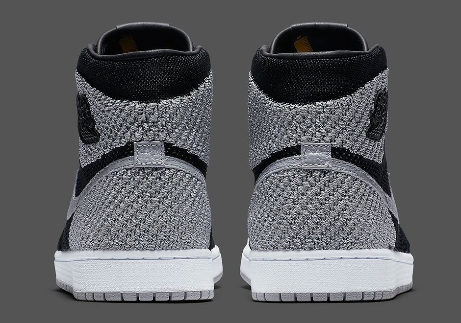 "c711a2b96f5196 Air Jordan 1 Flyknit ""Shadow"" Release Date  January 13th"