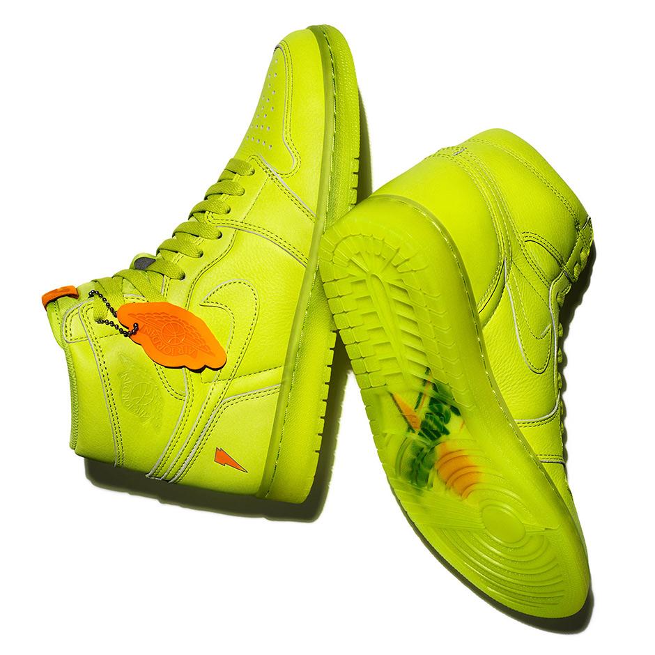 Jordan 1 Gatorade Pack - Full Release Info  729f3eea8