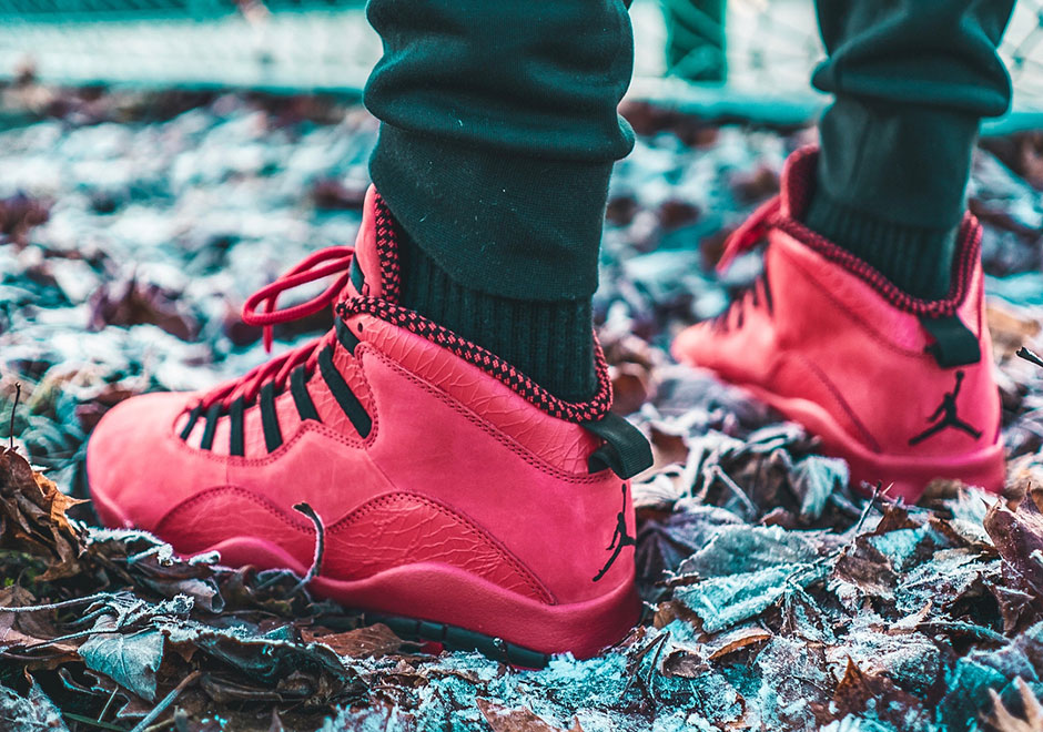 Up Close With The Steve Wiebe x Air Jordan 10 Retro
