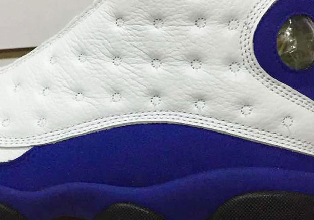 buy online 74370 953a4 Air Jordan 13 Hyper Royal Blue White Black - Release Info ...