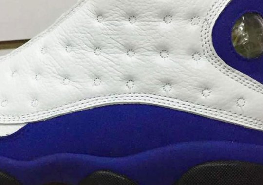 reputable site 759f3 c89e1 Air Jordan XIII (13) - Latest Release Details | SneakerNews.com