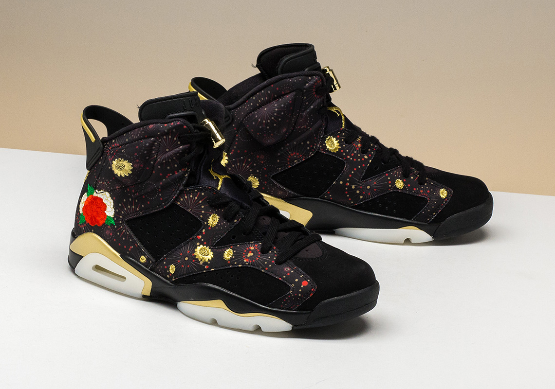 6f3d3a87a7cb Air Jordan 6 Retro CNY Available now at Stadium Goods Style Code  AA2492-021