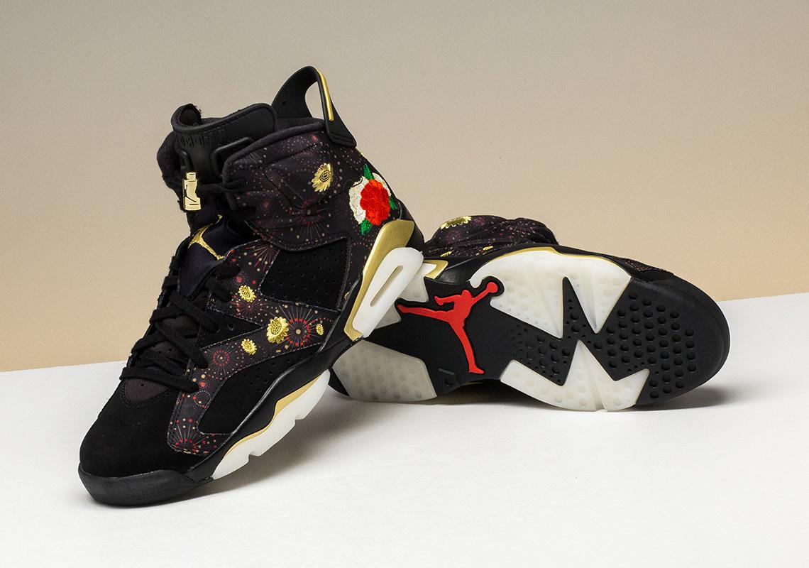Air Jordan 6 Le Style Baskets Code