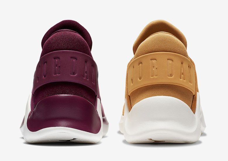 "00e7d6a0ef8 The Jordan Flight Fresh Premium Appears In ""Wheat"" And ""Bordeaux"""