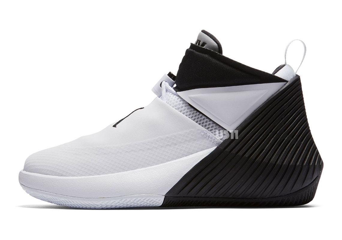 "Jordan Fly Next Russell Westbrook ""Why Not?"" 