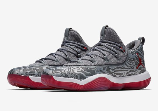 the latest 5b23e e3ca7 First look At The Jordan Super.Fly 2017 Low