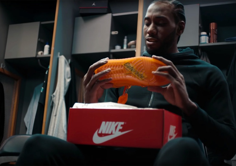 556b1fbfa03bb9 Kawhi Leonard s Instagram Gets Hacked In latest Foot Locker Ad