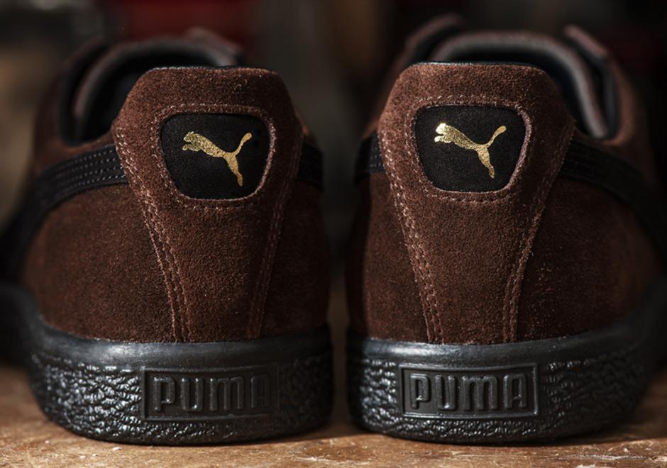 Kicks Lab Puma Clyde JPN Brown Suede 367716-01 Release Date + Photos ... e78165d20