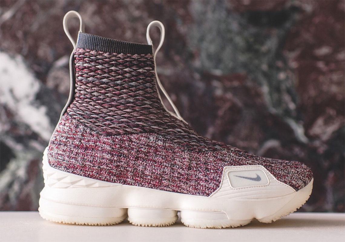 Kith Nike Lebron 15 Lifestyle Sneakernews Com