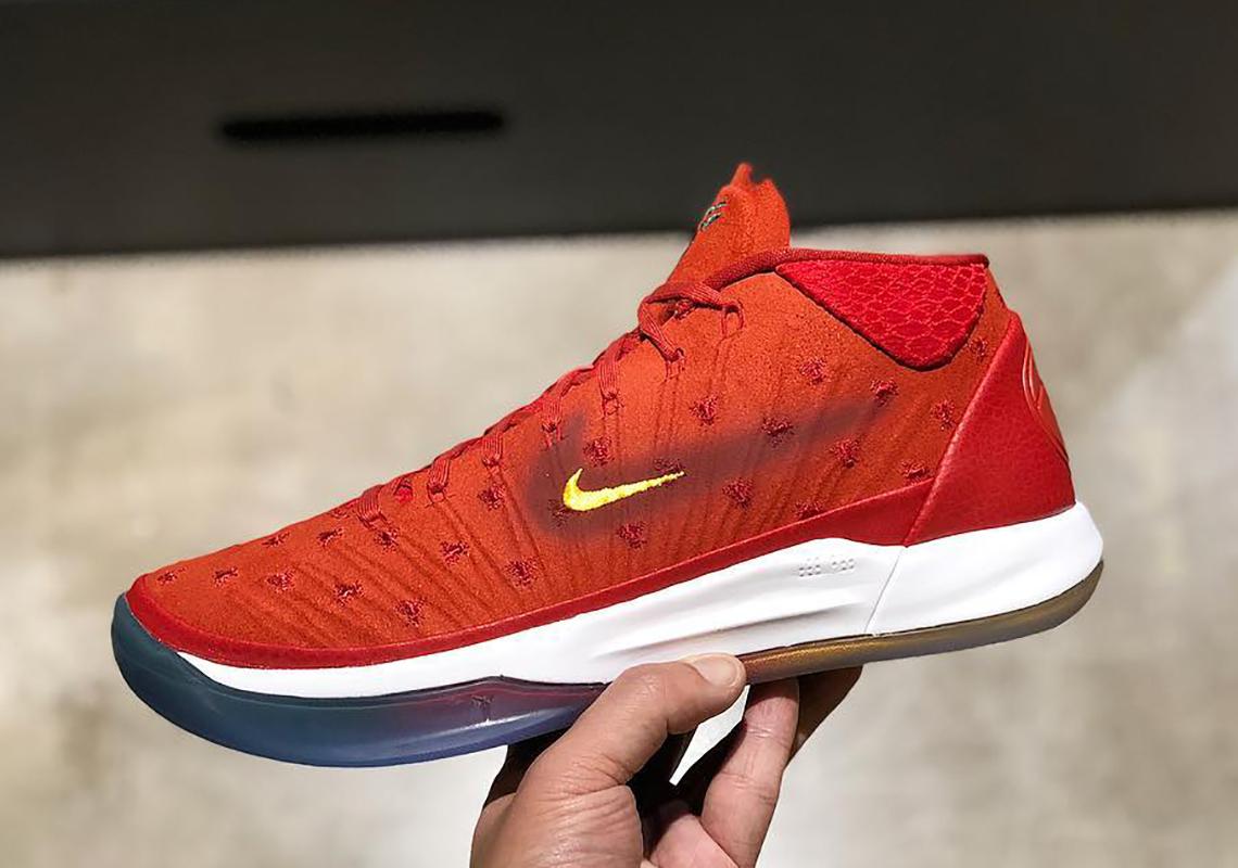 Isaiah Thomas Nike Kobe A.D. PE Release