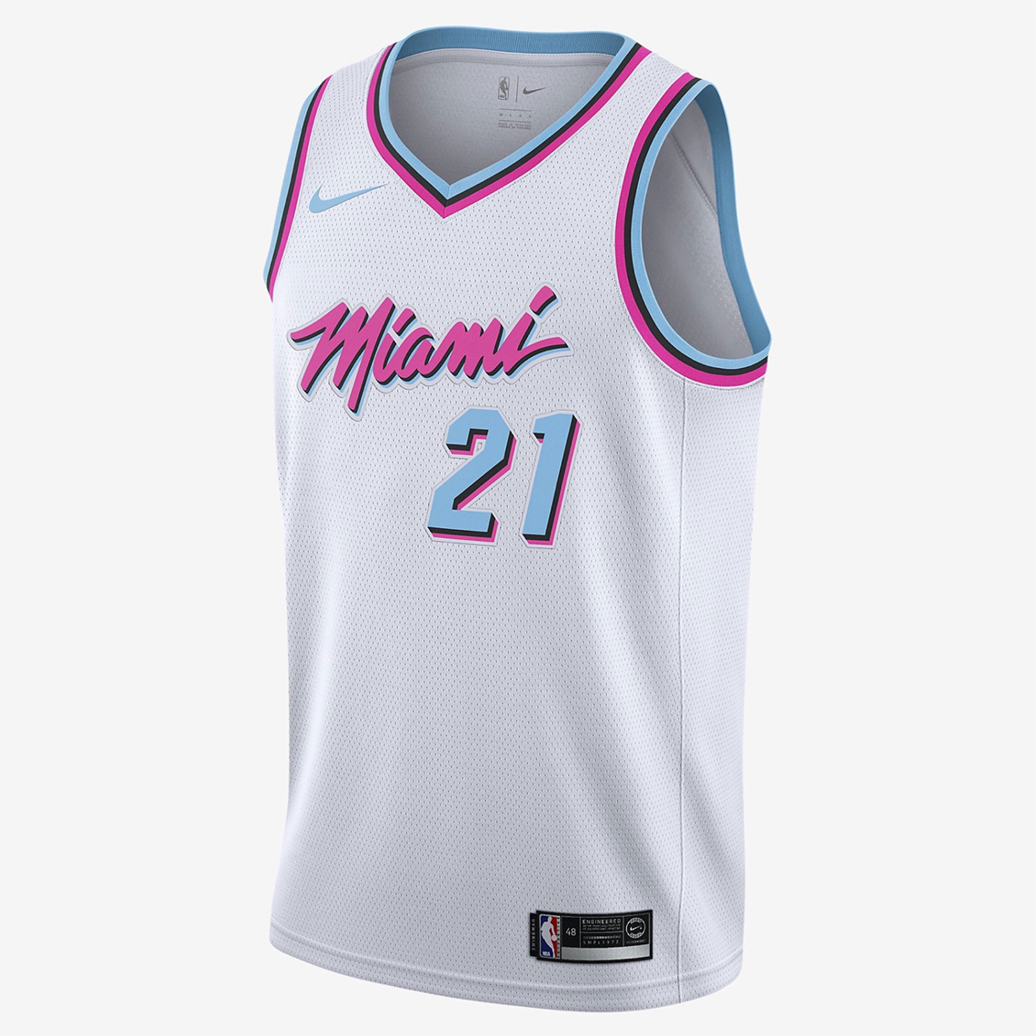 f1ef34ed6bc But first, look below for a detailed shot of your favorite team's new City  Edition jersey. (Note: The Toronto Raptors will be revealing their uniforms  at a ...