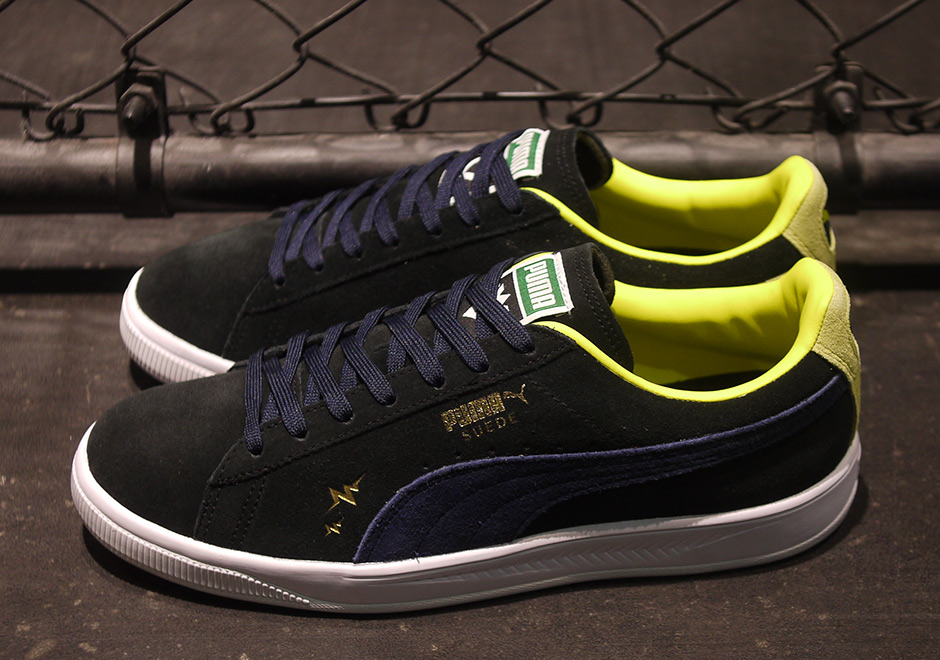 mita sneakers And WHIZ Limited Collaborate On The Puma Suede