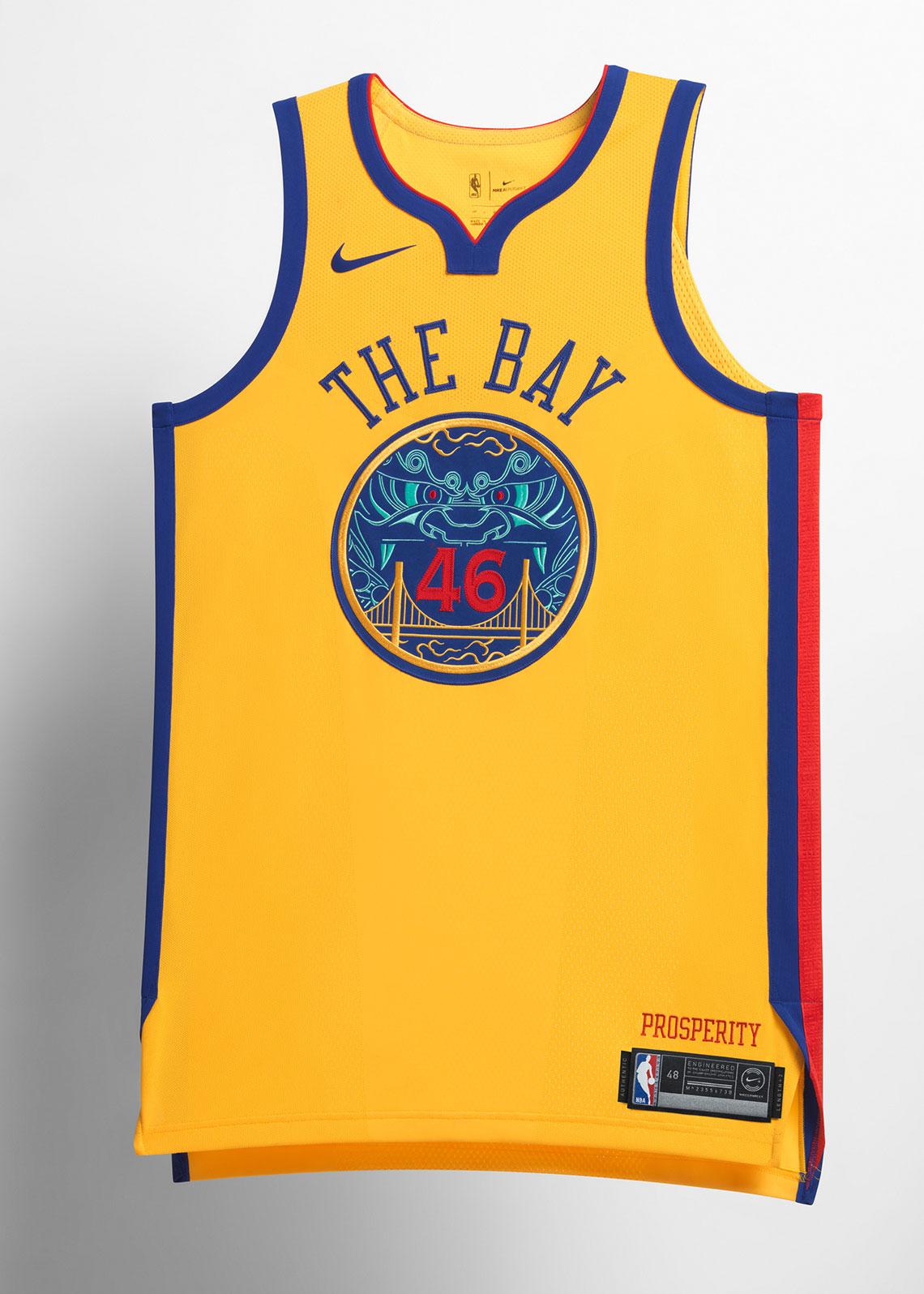 the latest 0b1fb c7cc7 Nike NBA City Edition Uniforms | SneakerNews.com