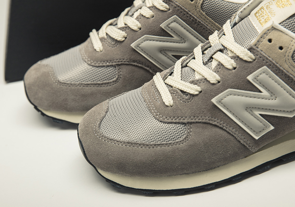 acheter en ligne 7baba d4c59 The New Balance 574 Re-emerges In Iconic Grey Colorway For ...