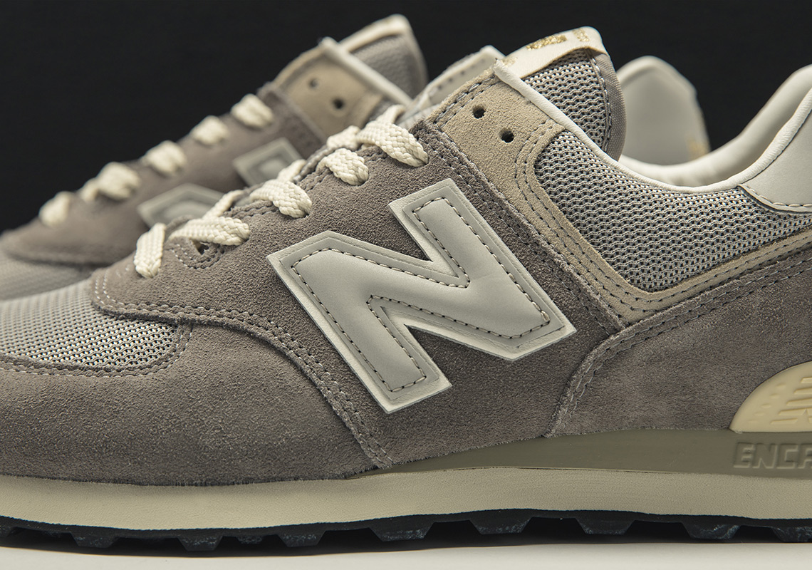 For Balance Emerges The Colorway New Iconic Re 574 Friends In Grey 6fb7gy