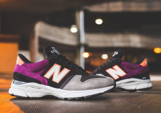New Balance Transforms Three Classics By Adding The 990v3 Sole