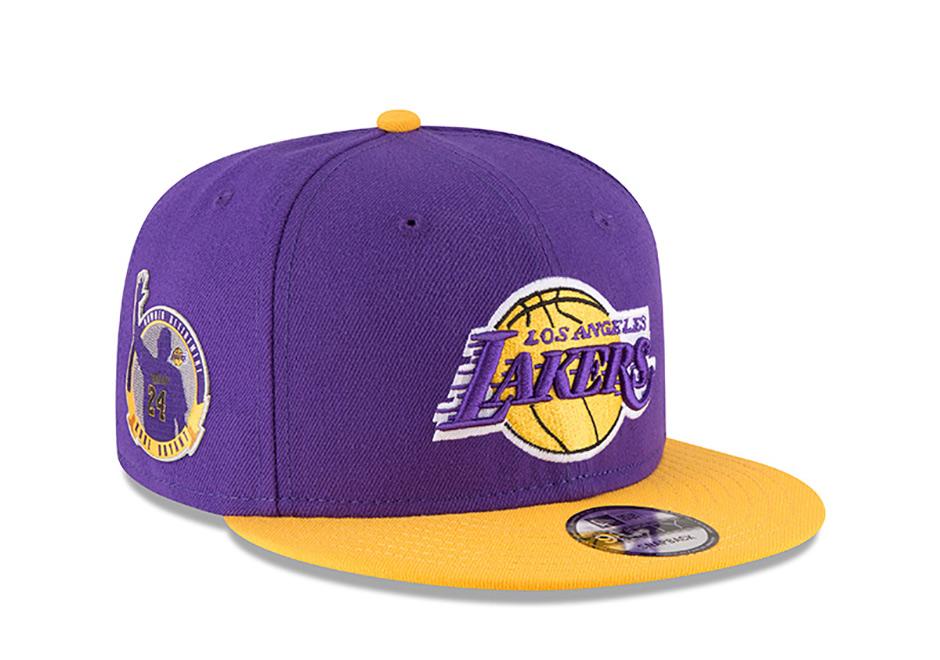 New Era Kobe Bryant Jersey Retirement Hat $8,024 | SneakerNews.com