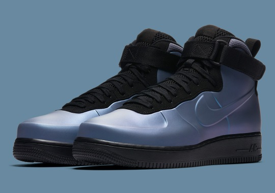 The Nike Air Force 1 Foamposite Is Returning In 2018 cf99e63fa