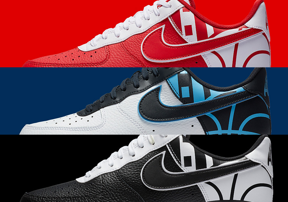 Nike Revives The Classic FORCE Logo On The Air Force 1