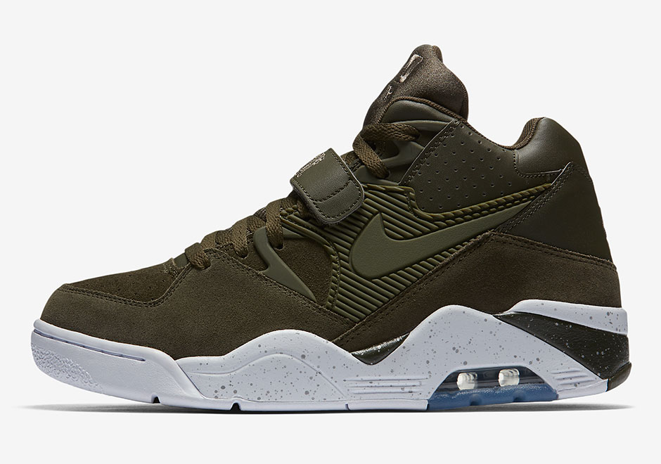 Nike Air Force 180 Returning In Olive and Khaki Colorways +