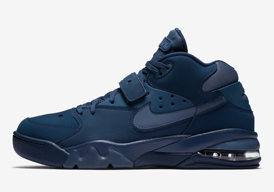 The Nike Air Force Max Is Dropping In Tonal Colorways