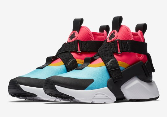 The Nike Air Huarache City Set To Release At The End Of January 2018