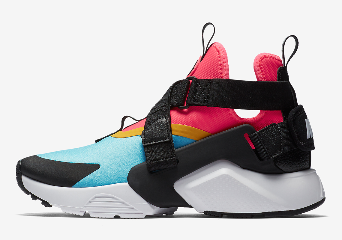 0de277af79b Nike Air Huarache City WMNS January 2018 Release | SneakerNews.com