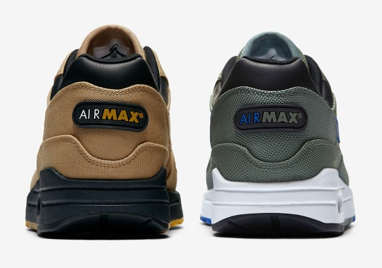 Nike Revives The Air Max 93 Logo On The Air Max 1