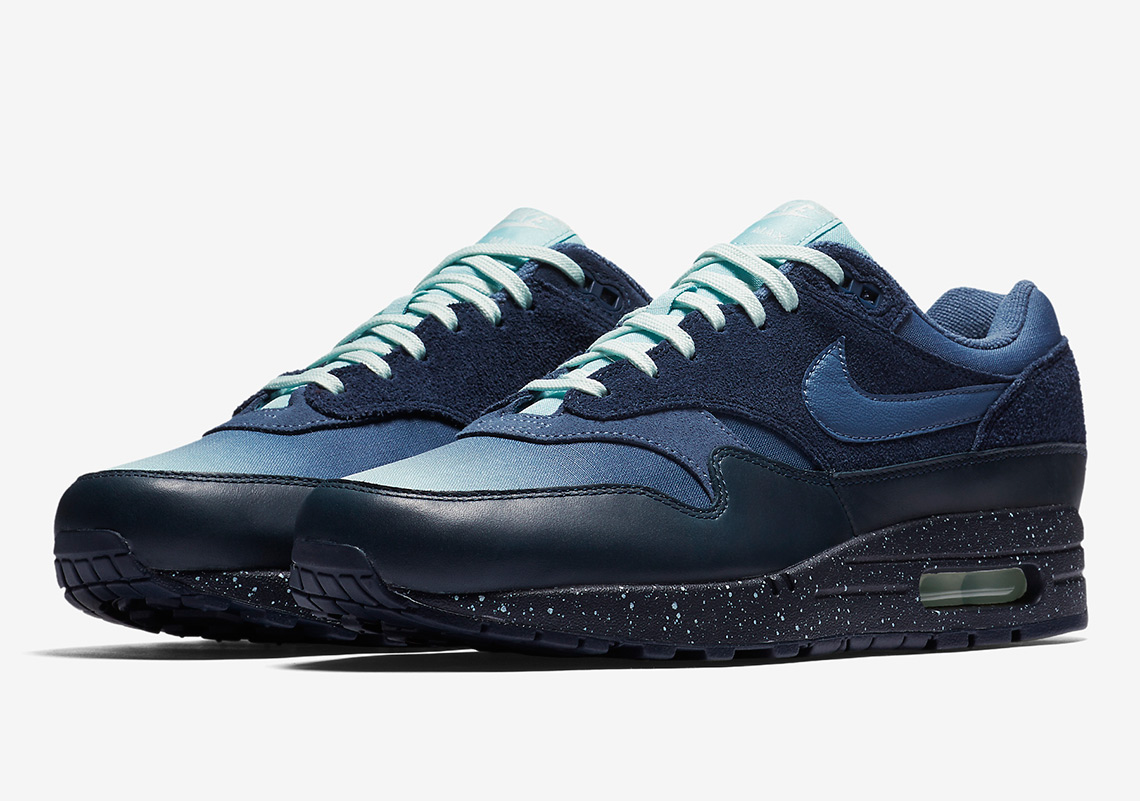 outlet store 1fbe1 1e8ac Nike Air Max 1. AVAILABLE AT Nike  130. Color  Pure Platinum Wolf Grey  Anthracite Black Style Code  875844-003. Advertisement