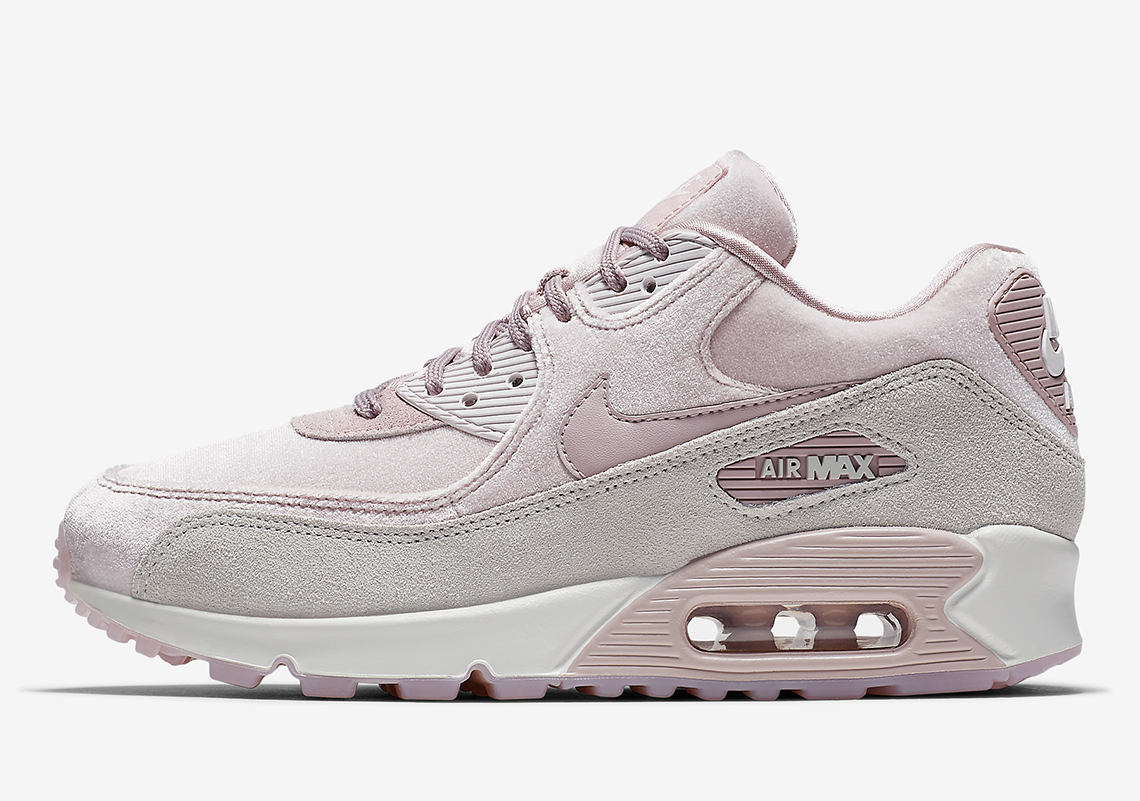 new style 93e94 65b0c Nike Air Max 90 Deluxe Release Date  January 1, 2018. Style Code  898512-007