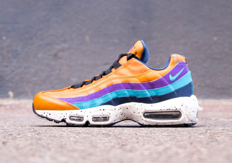 new styles 74218 f6450 Nike Offers Up Two Outdoor-Ready Air Max 95 Colors Available Now    SneakerNews.com