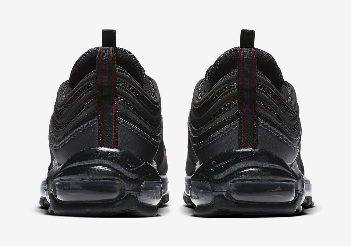 417e46831b Nike Air Max 97. Release Date: January 6th, 2018. Color: Black/Anthracite-Metallic  Hematite-Dark Grey Style Code: 921826-005. Advertisement. Advertisement