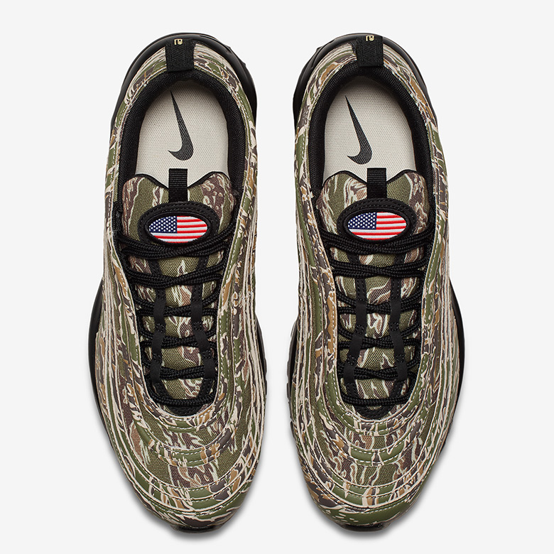 """Official Images Of The Nike Air Max 97 """"Country Camo</p>                     </div>                     <!--bof Product URL -->                                         <!--eof Product URL -->                     <!--bof Quantity Discounts table -->                                         <!--eof Quantity Discounts table -->                 </div>                             </div>         </div>     </div>              </form>  <div style="""