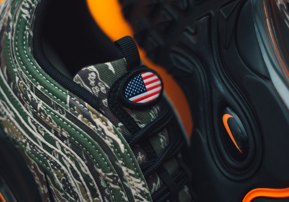 Nike Air Max 97 Country Camo USA Release Info |